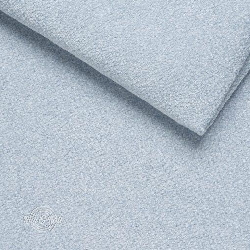 NAOMI 3410 Sky - könnyen tisztítható, vízlepergető bútorszövet