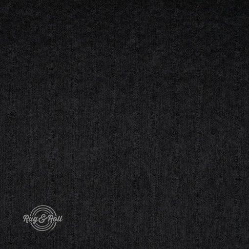 PLATINUM 22 - fényes, szatén hatású bútorszövet, fekete