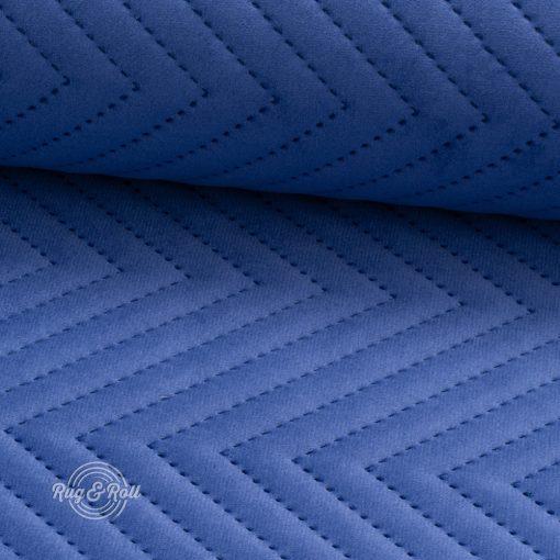 AMOR PIK 4315 - kékeslila, nyomott mintás, vízlepregető prémium bútorszövet