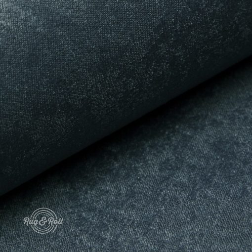 PLATINUM 45 - fényes, szatén hatású bútorszövet, sötétkék