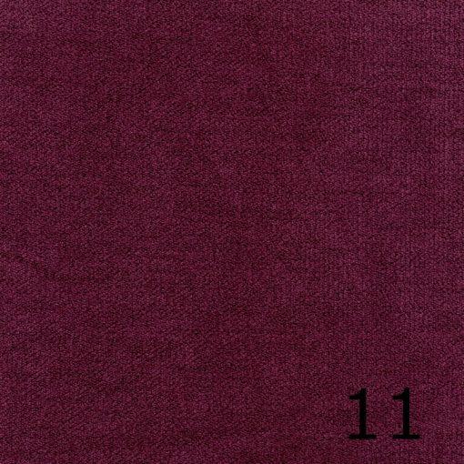 ALFA 11 - lila, puha felületű, magas kopásállóságú  bútorszövet