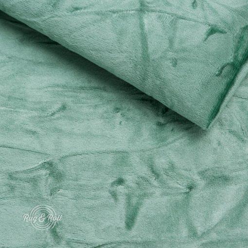 GLACIO 6813-világoszöld, tükörbársony, vízlepergetős bútorszövet