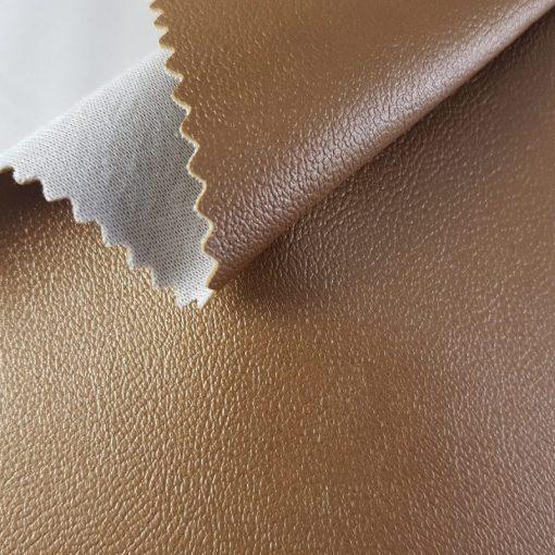 Non Plus 343-bronz, extrém kopásállóságú, fertőtleníthető, színes prémium textilbőr