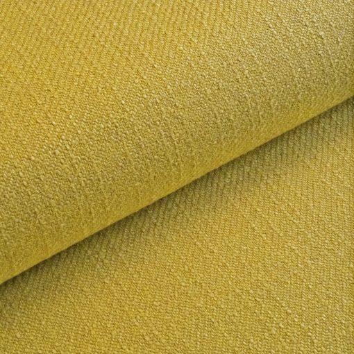 DELICATO 14 -  sárga, környezetbarát modern bútorszövet