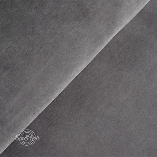 Salvador 18 - sötétszürke, könnyen tisztítható, prémium bársony bútorszövet