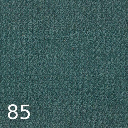 ALFA 85 - kék,  puha felületű, magas kopásállóságú  bútorszövet