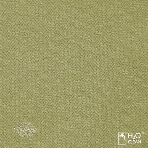 LIBERTO 10 - zöld, vízzel tisztítható bútorszövet