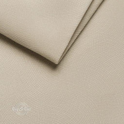 LOCA 3 - krém, nyomott mintás vízzel tisztítható bútorszövet, krém