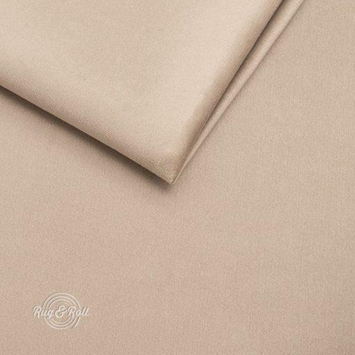AMOR VELVET 4303 - bézs, vízlepregető prémium bútorszövet
