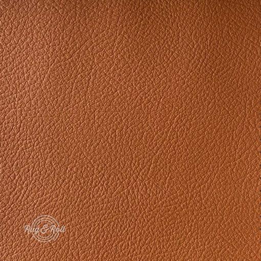 SPRING 323 - rozsdabarna, magas kopásállóságú, kültéri, UV-álló, vízhatlan, autós, hajós prémium textilbőr