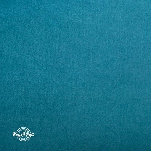 SUPER 259 - türkiz, vízzel tisztítható prémium bársony bútorszövet