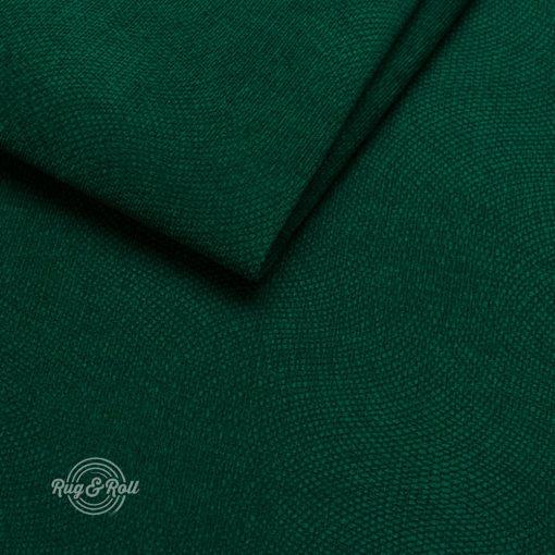 LOCA 15 - zöld, nyomott mintás vízzel tisztítható bútorszövet