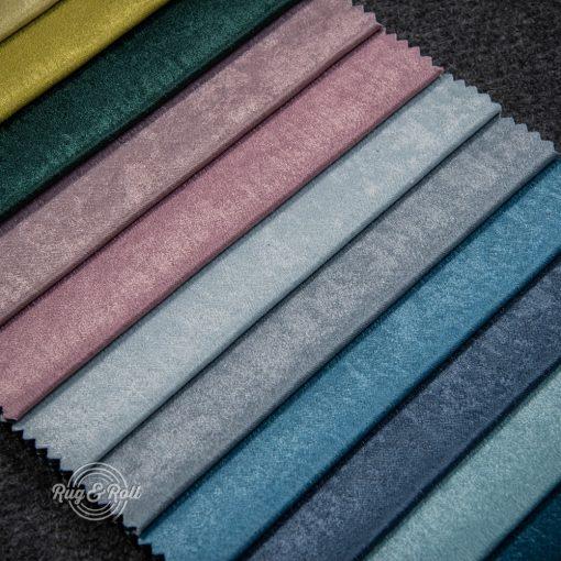 PLATINUM fényes, szatén hatású bútorszövet, 21 színben