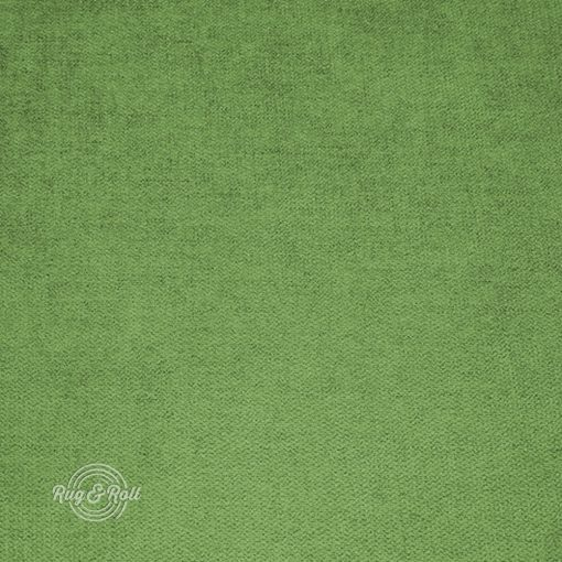 ROSTO 35 - zöld, puha tapintású síkszövet