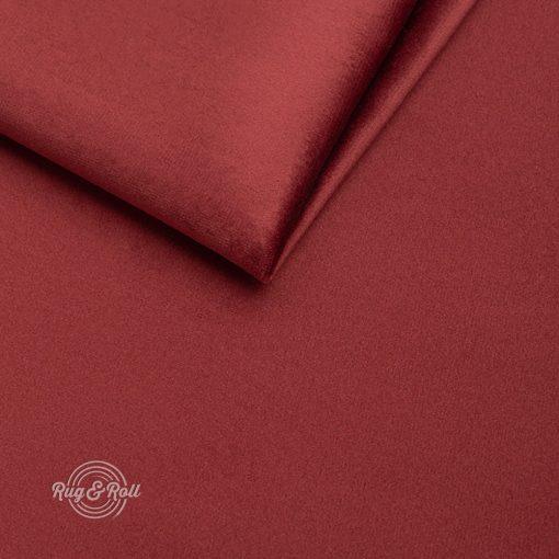 AMOR VELVET 4306 - rozsda, vízlepregető prémium bútorszövet