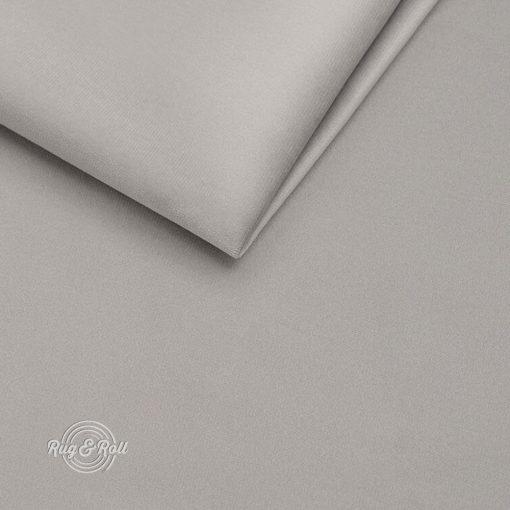 AMOR VELVET 4318 - halványszürke, vízlepregető prémium bútorszövet