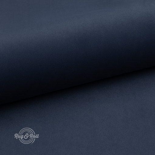 OTUSSO 22 - bársonyos bútorszövet, sötétkék