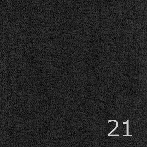ALFA 21 - antracit - könnyen tisztítható, modern, tartós anyagú bútorszövet