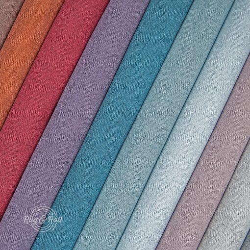 CABLO modern, tartós anyagú bútorszövet, 17 színben
