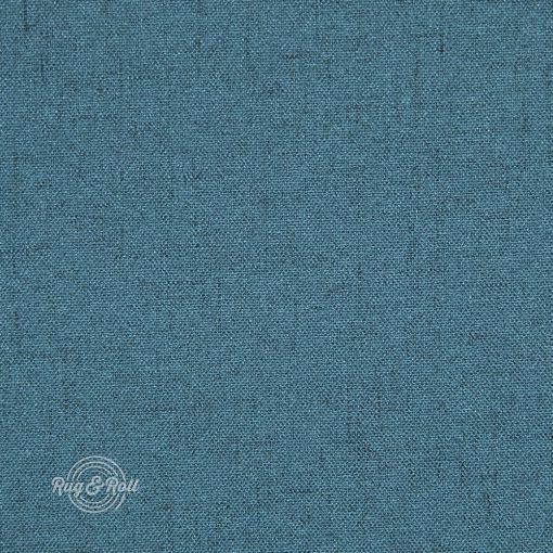 CABLO 9 - türkizkék, modern, nagy kopásállóságú bútorszövet