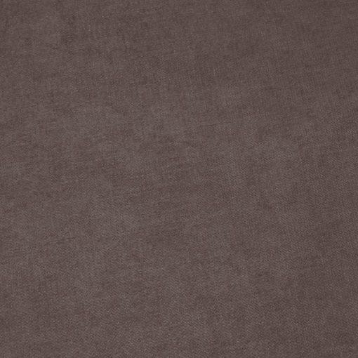 ROSTO 95 - barnás sötétszürke, puha tapintású síkszövet