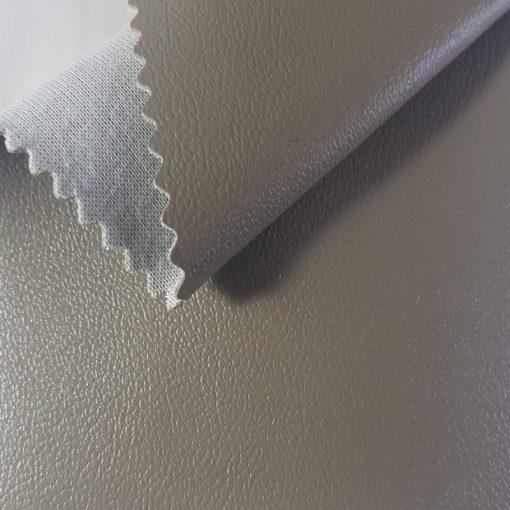Non Plus 040-taupe, extrém kopásállóságú, fertőtleníthető, színes prémium textilbőr