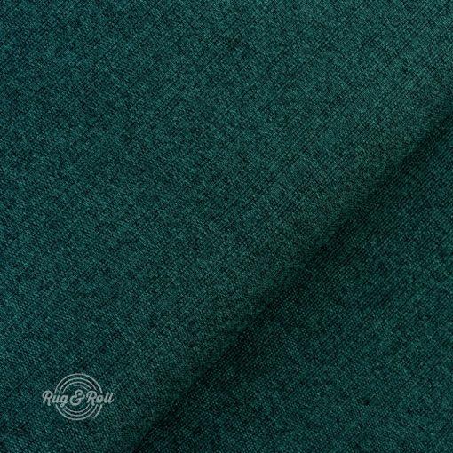 SAMOA 6 - sötétzöld, könnyen tisztítható, vízlepergető bútorszövet