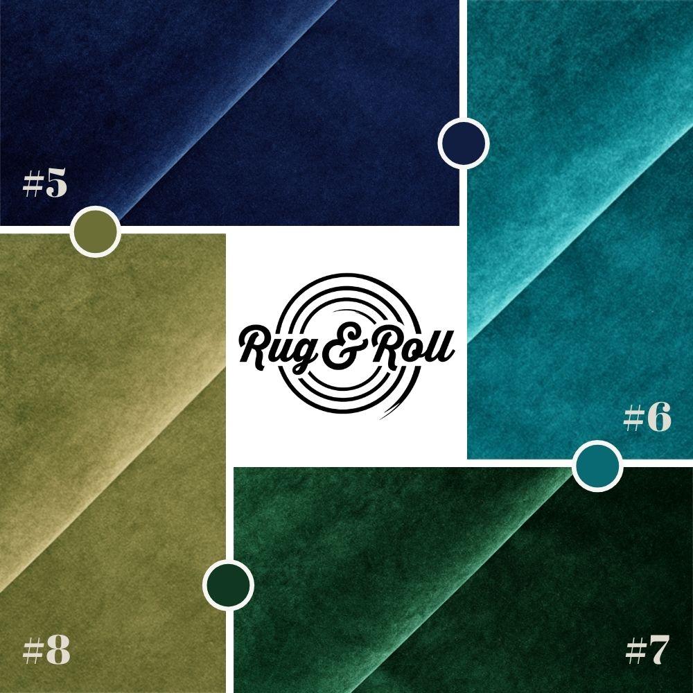 Bemutatkoznak a Rug&Roll bútorszövetek
